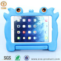Kids Shockproof Silicone Portable Light Weight Handle Case Cover for iPad Mini