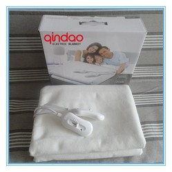 Four Heat Setting Massage Heating Blankets 220V with Certificate