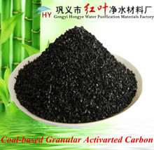 Excellent adsorbent with 800 iodine value/ Coal-based Granular Activated Carbon for Water Purification