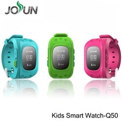 Alibaba wholesale Silicon gps mobile phone sos kids Q50 watches tracker gps sms gprs tracker tracker gps