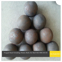 Hot Rolling Forged Steel Grinding Ball