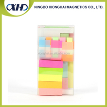 Material woodfree paper self-adhesive sticky note pad