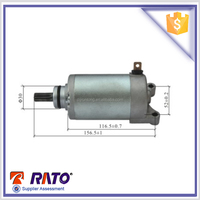 CB125 electric starting engine starter motor for sale