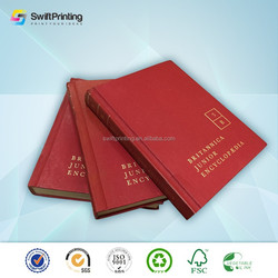 2015 professional cheap hardcover book printing