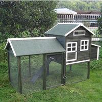 Wooden Chicken Coop CC077
