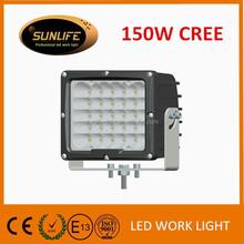 150w LED Driving Worklight for Pick UP, LED Work Light Super Bright 13500LM LED Work Light