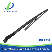 TY41Japan Car Accessories For Toyota Parts Windshield Wiper And Blade For Toyota New Yaris L Wiper Arm