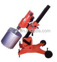 400mm range 90 Angle adjustable type diamond core drilling machine