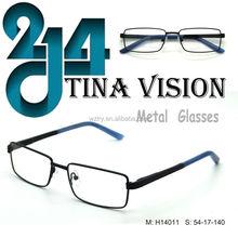 2014 High-End Fashion metal Eyewear (H14011)