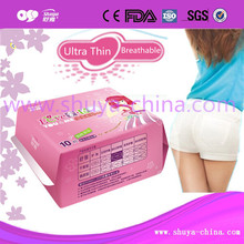 Lady Anion Panty Liner with Private Label Used Panties for Women