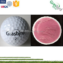bulk wholesale 80 - 90 70 hardness conformation golf two piece ball