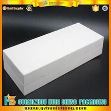 wedding dress storage paper box white color