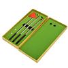 3 zinc alloy pens gift golf sets for men