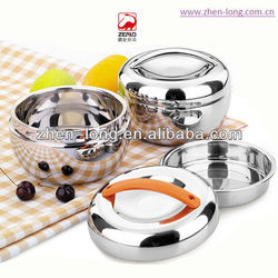HOT 201 Lovely Stainless Steel Tiffin,Food Container, Lunch Box