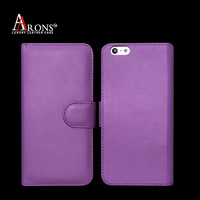 Genuine leather mobile phone case luxury case for iphone 6