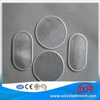 micro stainless steel filter screen