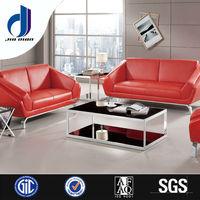 Elegant style leather furniture