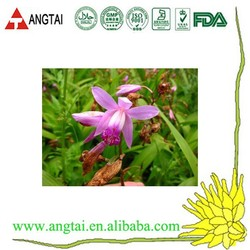 10:1 20:1 Natural Common Bletilla Rubber Extract made in china