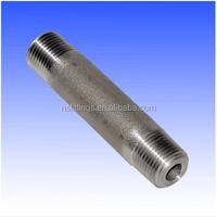F11 F12 F22 F51 F53 F55 F91 stainless steel male thread nipple