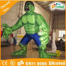 hot selling inflatable model/inflatable cartoon characters