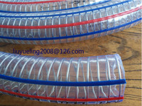 pvc flexible spiral vacuum cleaner suction hose