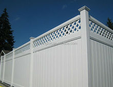 2015 pvc picket fencing for home garden or pool fence