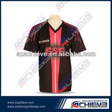 custom team soccer jersey china manufacturer