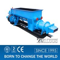 Vacuum extruder type automatic clay brick making machine