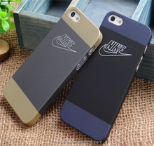 popular NIKE TPU phone case for iphone4/5/5S multi color dull polish case protect cool NIKE phone case for handsome beauty