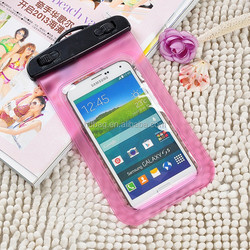Popular Style Cell Phone Case Transparent Mobile Phone Bag