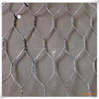hexagonal wire netting used as make cages and protect poultry in Poultry farms