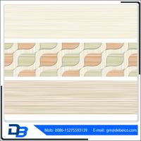 Latest design interior decorative glazed 3d digital linyi shandong ceramic wall tiles