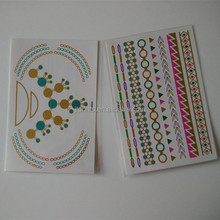 Temporary Flash Tattoo Flash Sticker Glitter Varius 46 Style All in Stock can be picked up