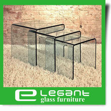 2013 Nest Glass Coffee Table / Muebles-CB001A