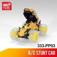 ZHENCHENG 333-PP03 4-ch rc stunt car with music for sale