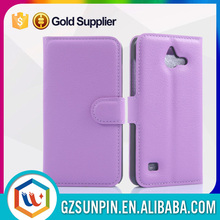 Professional oem pu mobile phone case for huawei g8
