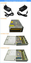 Modern&Switching AC DC 12V Central Power Supply Unit, with Europen&USA, By best Manufacturer&Supplier