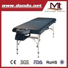 "MT ""Alula Ulco"" lightweight aluminum massage table"