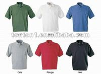 plain dry fit polyester polo shirt