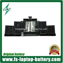 "11.26V 95Wh New Original A1494 laptop battery for Apple MacBook Pro 15"" Retina A1398 ME239 ME294 A1494 Laptop Battery"
