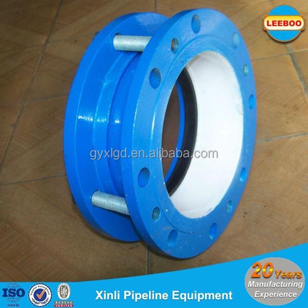 Vssja af field adaptable hdpe pvc pipes flange coupling
