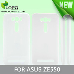 new printable blank 3d sublimation phone case for ASUS ZE550