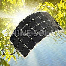 Hot sell low price light weight thin film flexible solar cell for RV / Boats