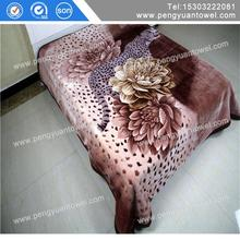 hot sale super thick warm adult acrylic blanket