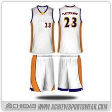 kids basketball jersey set