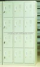 Cheap school steel shoe lockers