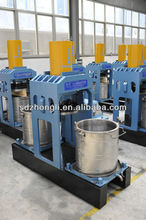 prensa hidraulica/expulsor de aceite