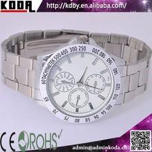 koda quartz watch price, japan movt quartz alloy watch stainless steel back