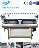 "DW-482S 3.5.7G Multi Gague 48"" Fully Fashion Jacquard Type Computerized Flat Sweater Knitting Machine,Knitting Woolen Yarn"