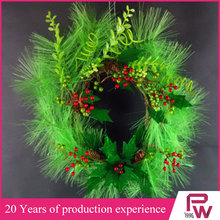 wholesale christmas decorations wreath decorating supplies